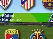 Torneo Aguas Barbastro 2016 gran cartel, este semana (Horarios)
