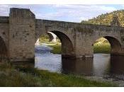 Imagen mes: Puente sobre Almonte, Jaraicejo