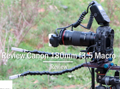 Review Canon 180mm f3.5 Macro
