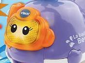 ¡Sorteo juguete para baño educativo VTech!