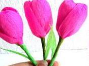 tutoriales para aprender cómo hacer flores papel