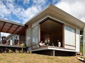 Casa playa contemporánea Nueva Zelanda.