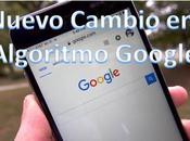 Nuevo Algoritmo Google para Moviles