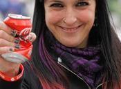 Idoia Almendariz Trabajadora Coca Cola Fuenlabrada