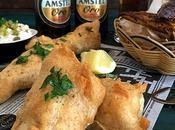 Soldaditos Pavía rebozados #AmstelOro {Beer Battered Cod}