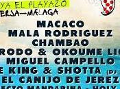 Chanquete World Music 2016: Macaco, Chambao, Mala Rodríguez, Canijo Jerez, Tote King Shotta...