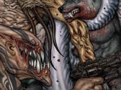 Hombre Lobo Fichas personalizadas: Fomori