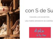 Fashion live Exhibition, evento diferente