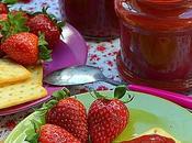 Mermelada fresas canela azúcar