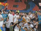 Sevilla Liverpool. grandeza conoce límites