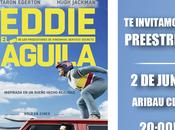 """Sorteo entradas dobles para pre-estreno """"Eddie Águila"""""""