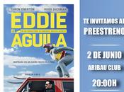 Concurso preestreno Eddie Águila