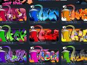 Aplicaciones webs para hacer Graffitis