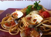 Spaghetti alle vongole (Receta Jamie Oliver)