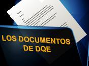 """Nuevo documento sección """"los documentos dqe"""""""
