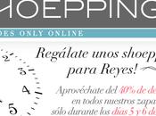 REGALOS: Descuento Shoepping!
