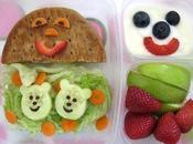 Inspiración para lunch niños