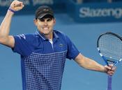 Brisbane: Roddick quiere revalidar título, está semis