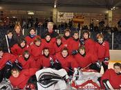 Hockey Hielo: combinado jugadores Sub11, deja buena imagen EnBW KIds Mannheim (Alemania)