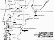 Especies Peligro extinción Argentina