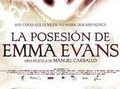 Crítica Palomita: posesión Emma Evans