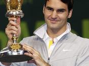 Doha: Roger levantó nuevo trofeo Qatar