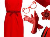 mujer Rojo: Vota outfit Premio