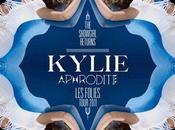 ¡Les Folies Afrodita Tour Kylie Minogue será espectacular!