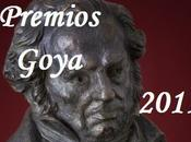 PREMIOS GOYA 2011- Lista nominados