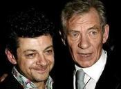 confirman McKellen Andy Serkis para hobbit', como fecha estreno datos