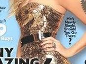 Blake Lively, portada Cosmopolitan Australia