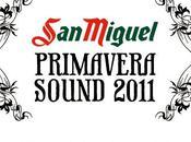Nueva ronda confirmaciones para Miguel Primavera Sound 2011