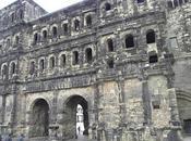 Alemania: casa karl marx ruinas romanas ciudad trier