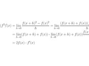 prueba alternativa derivada producto