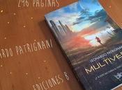 Reseña: Multiverso Leonardo Patrignani