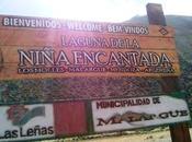 LEYENDA, LAGUNA. HISTORIA AMOR. MENDOZA.Argentina