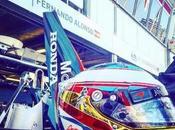 Alonso estrenará nuevo casco Mónaco