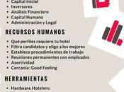 Infografía para montar propio hotel pasos