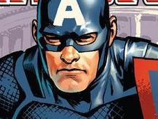 sorprendente giro Capitán América cómic