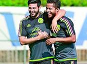 Carlos Vela Santos tienen gracia compañeros Selección