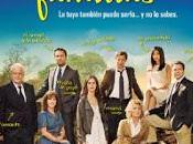 """Cartel película """"Grandes Familias"""""""