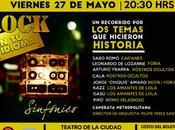 concierto Rock Idioma Sinfónico llega Luis Potosí