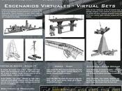 Making Dobles digitales, escenarios virtuales