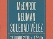 Neuman, McEnroe Soledad Vélez, Escorial Stereoparty 1771