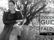 Shopping guide: tips para elegir falda ideal