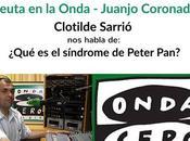 """Entrevista """"Ceuta Onda"""": ¿Qué síndrome Peter Pan?"""