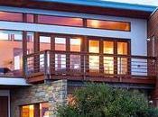 Residencia contemporánea casa playa Australia.
