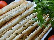 Grisines semillas amapola pipas calabaza