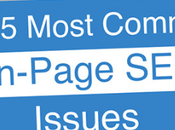 problemas comunes relacionados On-page como solucionarlos