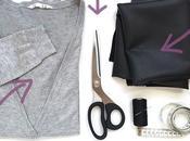 Chaqueta punto polipiel cardigan básico -DIY-